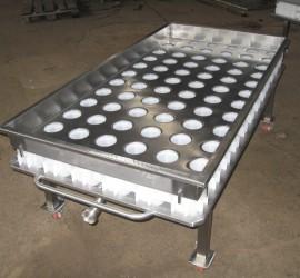 Оборудване от неръждаема стомана